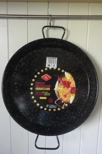 El Cid 38cm Induction pan
