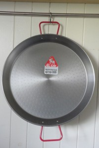 El Cid 42cm Polished pan