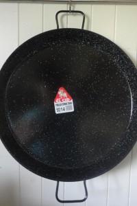 El Cid 50cm Paella pan
