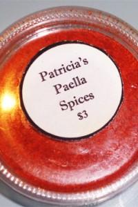 Paella spices
